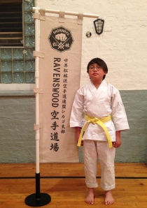 K-Man Yellow Belt